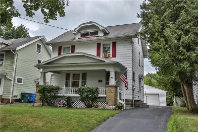 Rochester Single Family Home A-Active: 93 Tryon Park