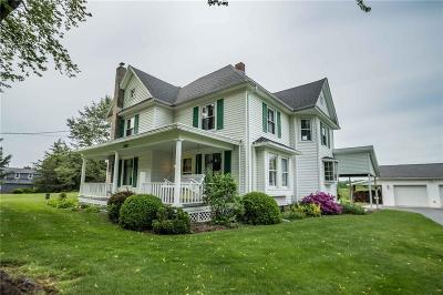Williamson Single Family Home A-Active: 2987 Seeley Road