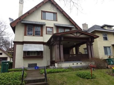 Rochester Multi Family 2-4 A-Active: 18 Wellington Avenue