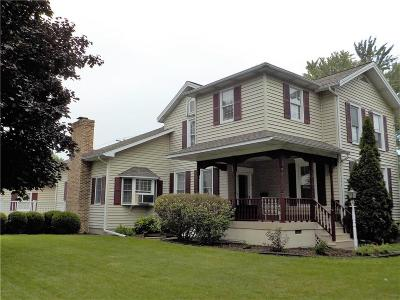 Seneca Falls Single Family Home A-Active: 29 Walnut Street