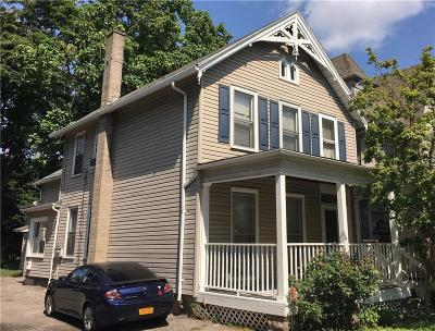 Rochester Multi Family 2-4 A-Active: 451 Goodman Street South
