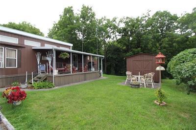 Single Family Home A-Active: 4795 E Lake Rd #24
