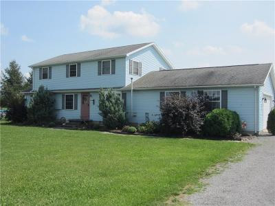 Genesee County Single Family Home A-Active: 7216 Griswold Road
