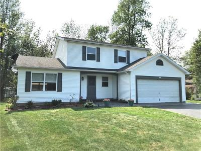 Monroe County Single Family Home U-Under Contract: 88 Sugar Tree Circle