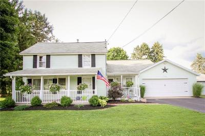 Single Family Home Sold: 5432 Route 474
