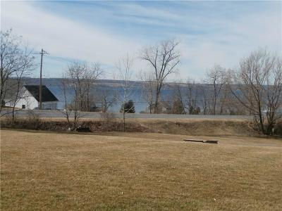 Seneca County Residential Lots & Land For Sale: Lake Road