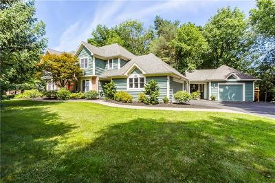 Webster Single Family Home A-Active: 1186 Woodhull Road