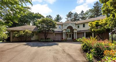 Pittsford Single Family Home A-Active: 580 Allens Creek Road