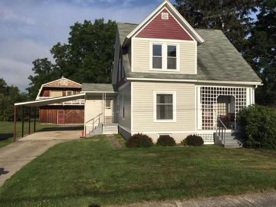 Frewsburg NY Single Family Home A-Active: $89,700