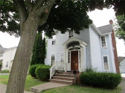 Monroe County Single Family Home U-Under Contract: 73 Amity Street