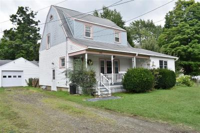 Ellery NY Single Family Home A-Active: $129,900