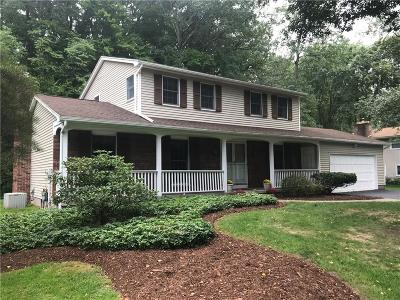 Pittsford Single Family Home A-Active: 18 Brook Hollow