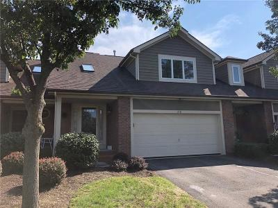 Webster Condo/Townhouse A-Active: 378 Spinnaker Lane