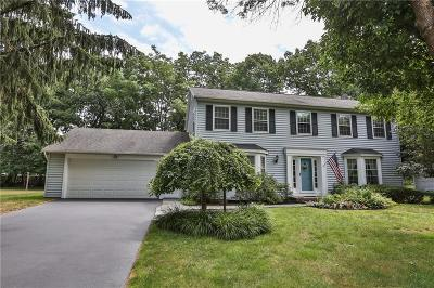Pittsford Single Family Home A-Active: 21 Falcon Trail