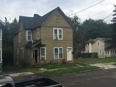 Jamestown NY Multi Family 2-4 A-Active: $19,900