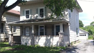 Canandaigua-City Single Family Home A-Active: 105 Pleasant Street Street