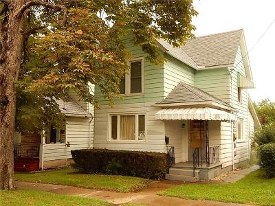 Dunkirk Single Family Home A-Active: 146 Nevins Street