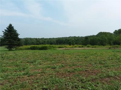 Genesee County Residential Lots & Land A-Active: Pavilion Ctr Road