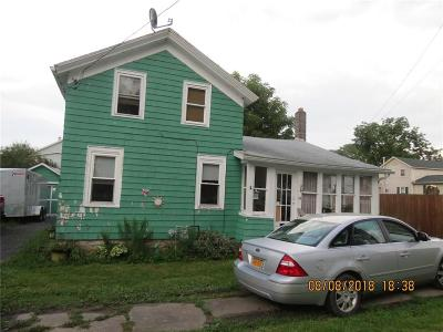 Fayette NY Single Family Home A-Active: $30,400