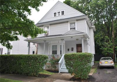 Monroe County Multi Family 2-4 A-Active: 25 Finch Street