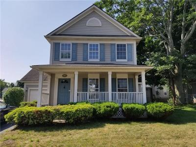 Rochester Single Family Home A-Active: 291 Troup Street