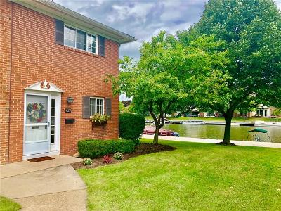 Genesee County, Livingston County, Monroe County, Ontario County, Orleans County, Wayne County Condo/Townhouse A-Active: 423 Holiday Harbour