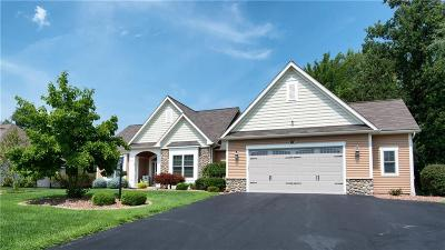 Single Family Home A-Active: 486 Wood Harbor Trail