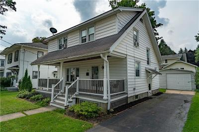 Jamestown Single Family Home A-Active: 46 Stewart Avenue