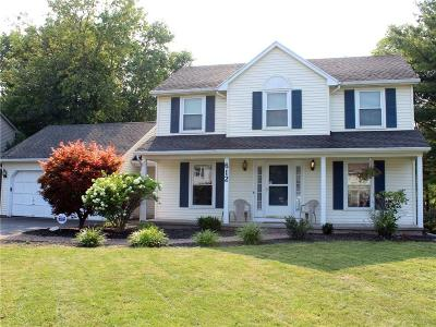 Single Family Home A-Active: 612 Hills Pond Road