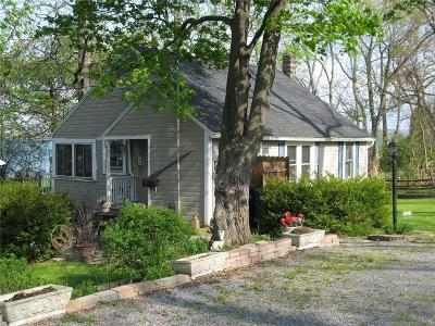 Canandaigua NY Single Family Home A-Active: $249,900
