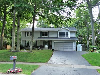 Single Family Home A-Active: 41 Heritage Woods Court
