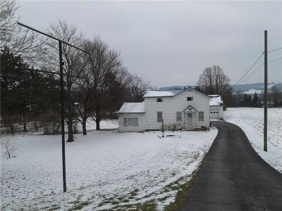 Wayland NY Single Family Home A-Active: $69,900