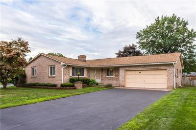 Irondequoit Single Family Home A-Active: 48 Venice Circle
