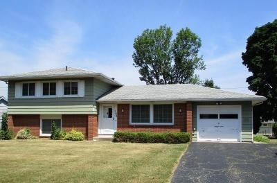 Monroe County Single Family Home A-Active: 180 Meadowbriar Road