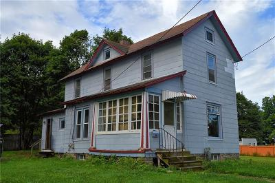 Jamestown NY Single Family Home A-Active: $25,000