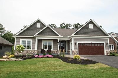Pittsford Single Family Home A-Active: 17 (Lot 42c) Aden Hill