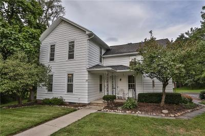 Single Family Home A-Active: 15 Mendon Ionia Road