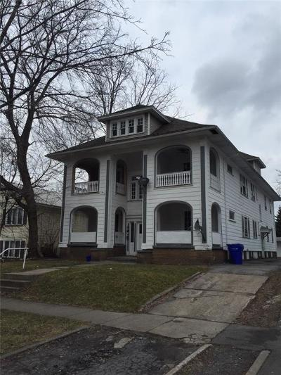 Rochester Multi Family 2-4 A-Active: 210 Flower City Park