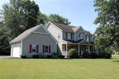 Penfield Single Family Home A-Active: 101 Rosebud Trail