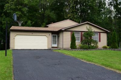 Penfield Single Family Home A-Active: 72 Meadowlark Drive