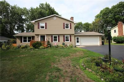 Webster Single Family Home A-Active: 1288 Millcreek Run