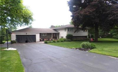 Genesee County, Livingston County, Monroe County, Ontario County, Orleans County, Wayne County Single Family Home A-Active: 168 Dwyer Drive