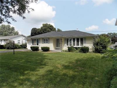 Irondequoit Single Family Home A-Active: 44 Brookdale Park