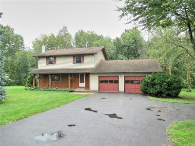 Monroe County Single Family Home U-Under Contract: 169 Ladue Road