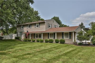 Pittsford Single Family Home A-Active: 3 Arrowhead Road