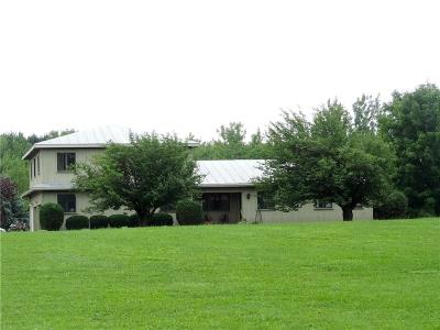 Genesee County Single Family Home A-Active: 4952 Ford Road