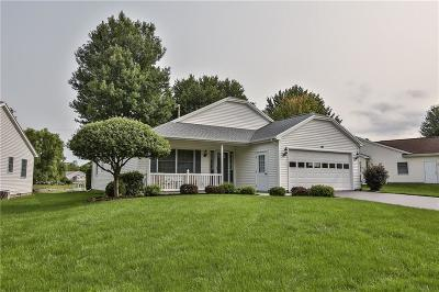 Chili Single Family Home U-Under Contract: 48 Freedom Pond Lane