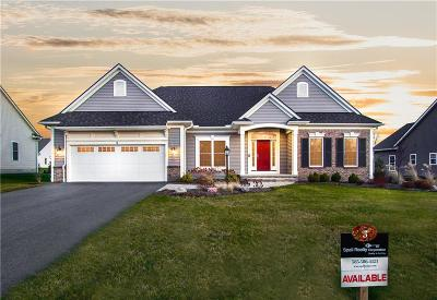 Pittsford Single Family Home A-Active: 9 Coventry Ridge