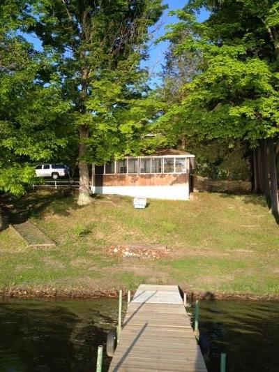 Single Family Home A-Active: 711 East Lake Road Road