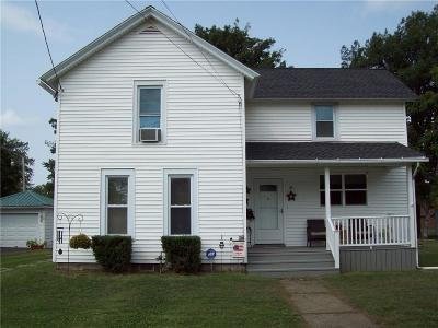 Portland NY Single Family Home A-Active: $129,900